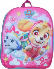 """Paw Patrol Girl 12"""" Backpack"""
