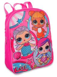 """L.O.L Surprise! Girl's 12"""" Backpack"""