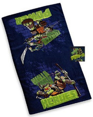 Teenage Mutant Ninja Turtles 2pc Bath Set