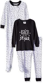 "Just Born ""Stars"" 3-Piece Pajama Set (12 months)"