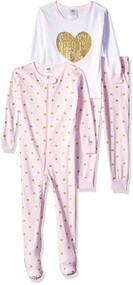 "Just Born ""Love Hearts"" 3-Piece Pajama Set (12 months)"