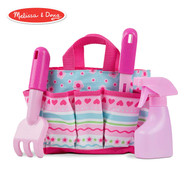 Sunny Patch Pretty Petals Gardening Tote Set