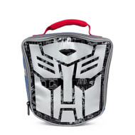 Transformers Figural Insulated Lunch Bag