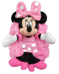 Disney Minnie Mouse 5'' Plush Hideaway Pet