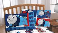 Thomas the Tank Engine Go-Go Reversible Pillowcase