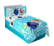 Disney Finding Dory 4-Piece Full Size Sheet Set