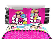 Disney Tsum Tsum 3-Piece Twin Sheet Set