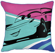 Disney/Pixar Cars 3 Cruz Ramirez Decorative Pillow