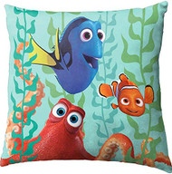 Finding Dory 'Dory & Friends' Throw Pillow