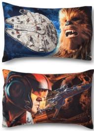 Star Wars Ep 8 'Resistance' Reversible Pillowcase