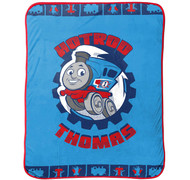 Thomas the Tank Engine Go-Go Plush Throw