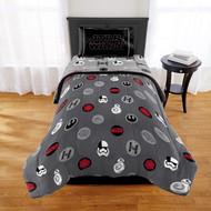 Star Wars Ep 8 Grafix 2-Piece Twin/Full Comforter Set