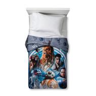 Star Wars Ep 8 'Resistance' Twin Comforter