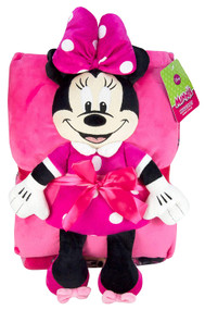 Disney Minnie Mouse Junior Snuggle Set