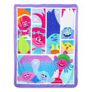 "Trolls ""Dance Hall"" Super Plush Throw"