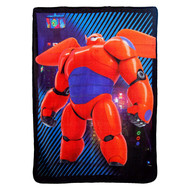 "Big Hero 6 ""City Max"" Super Plush Throw"