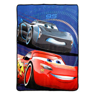 "Disney/Pixar Cars 3 ""Competitive Edge"" Super Plush Throw"