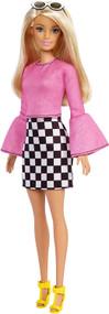 Barbie Fashionista Checkered Doll