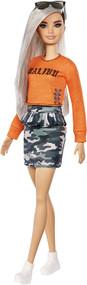 Barbie Fashionista Malibu Camo Doll