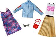 "Barbie ""Trucker Jacket & Pleaded Skirt"" Fashion Pack"
