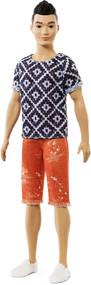 Barbie Fashionistas Boho Hip Ken Doll