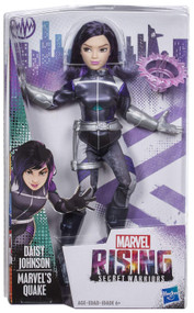 Marvel Rising Secret Warriors Daisy Johnson 'Marvel's Quake'