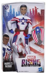 Marvel Rising Secret Warriors Patriot
