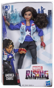 Marvel Rising Secret Warriors America Chavez
