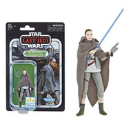 Star Wars The Vintage Collection Rey (Island Journey)