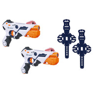 Nerf Laser Ops Pro 2-Pack AlphaPoint Blasters