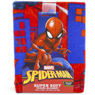 Marvel Spider-Man Super Soft Travel Blanket