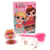 L.O.L. Surprise! Diary with Pom Pen