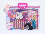 Jojo Siwa 12 Piece Tote Stationary Set