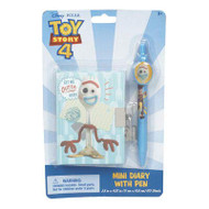 Toy Story 4 Forky Mini Diary with Pen