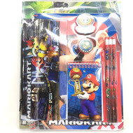 Super Mario 11-Piece Stationery Set