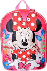 "Minnie Mouse 15"" Backpack"