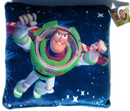 Toy Story Buzz Lightyear ACTION HERO Throw Pillow