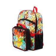 Pokémon 5 PC Backpack Set