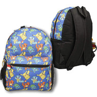 "Pokemon Friends 16"" Backpack"