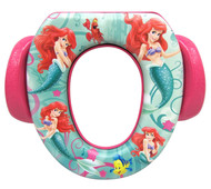 Disney The Little Mermaid Soft Potty Seat