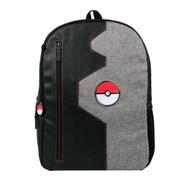 Pokemon Pokeball Tech Black Backpack