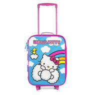 Hello Kitty On A Rainbow Pilot Case
