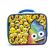 Emoji Full of Emoji Insulated Lunch Bag