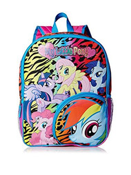 My Little Pony Leopard Ponies 16-Inch Backpack