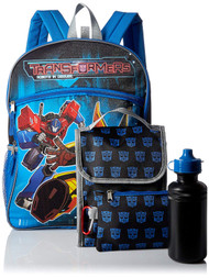 Transformers Robots in Disguise 5-in-1 Backpack