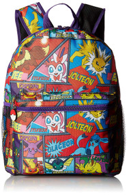 "Pokemon Comic Strip 16"" Backpack"