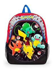 "Pokemon Pouncin 16"" Molded EVA Backpack"