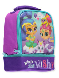 Shimmer & Shine Dual Compartment Lunch Tote