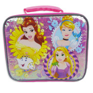 Disney Princess Soft Sided Insulated Lunch Bag