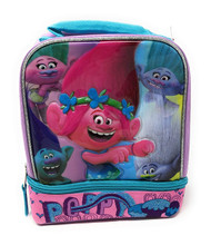 Trolls Poppy Dual Compartment Lunch Tote